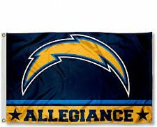 San Diego Chargers Flag 3x5FT Large