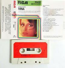 Mina Ancora Insieme Linea Tre Mc Cassette Tape