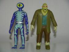 Scooby Doo Figures & Monsters - NEW - Skeleton Man & Zombie