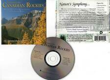 THE SOUNDS OF THE CANADIAN ROCKIES (CD) The National Park Series 1995