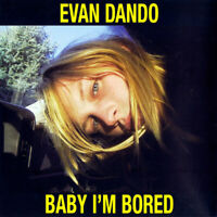 EVAN DANDO ~ Baby I'm Bored ~ Original 2003 UK 12-track CD album ~ LEMONHEADS