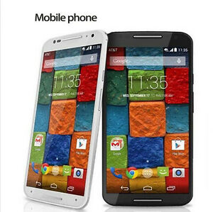 "Motorola Moto X 2nd Gen X+1 XT1097 5.2"" 3G 13MP Android 4G Touch Screen Wifi NFC"