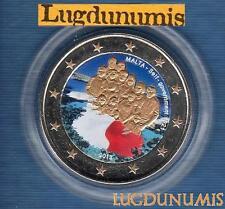 2 euro Commémo Couleur Color - Malte 2013 Autonomie Gouvernemantale de 1921 Malt