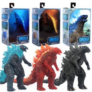 "NECA Godzilla 2019 King Of Monster V2 6"" Action Figure 12"" Head To Tail Dinosaur"