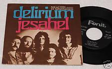 """DELIRIUM:7""""-JESAHEL-ORIGINAL ITALY PROGRESSIVE EX"""