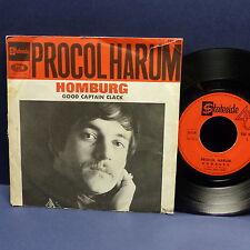 PROCOL HARUM Homburg FSS513 Pochette avec photo