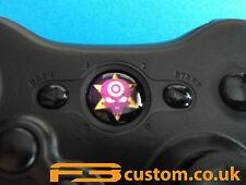 Custom XBOX 360 * Halo * Headshot Medal Logo * Guide button