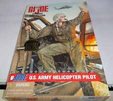 "GI JOE CLASSIC COLLECTION 1997 HASBRO 12"" JANE U.S. ARMY HELICOPTER PILOT Figure"