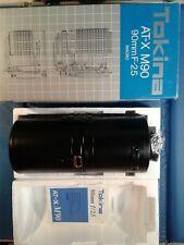 Tokina AT-X M90 90mm f/ 2.5 Macro Lens for Nikon F mount