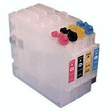 Wiederbefüllbare Quickfill / Fill-in Patronen Ricoh GC-31  MIT AUTO-RESET-CHIPS
