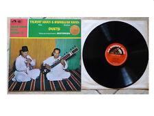 HMV / EMI ASD 2295 * VILAYAT KHAN & BISMILLAH KHAN * DUETS *  PLAYS GREAT