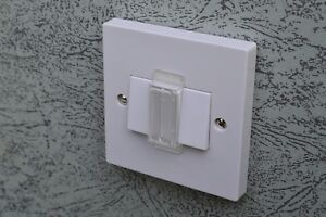 Switch Bridge reduces accidental switching on/off of double / triple switches 3x