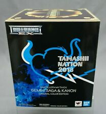 Saint Seiya Myth Cloth EX Gemini & Kanon Original Color Edition Bandai Japan NEW