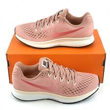 Nike Air Zoom Pegasus 34 Women's Size 6 Running Shoes Pink White 880560 606