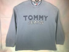 Vintage Tommy Hilfiger Men's Long Sleeve Shirt Size 2XL Tommy Jeans XXL