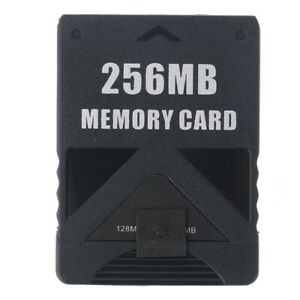 256MB Archive Storage Card Memory Card For PlayStation2 PS2 iwBACA