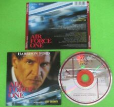CD SOUNDTRACK AIR FORCE ONE Jerry Goldsmith 1997 US VSD-5825 no cm lp vhs (OST6)