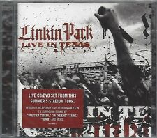 LINKIN PARK / ROAD TO REVOLUTION - LIVE IN TEXAS * NEW CD + DVD * NEU *