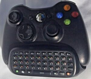 XBOX 360, CHATPAD CLIP-ON
