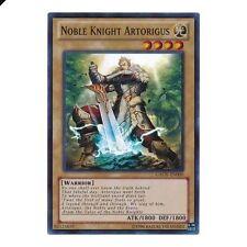 YUGIOH - Noble Knight Artorigus GAOV-EN000 + BONUS