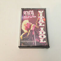 BILLY IDOL - Vital Idol - Cassette Tape - EX