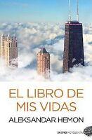 EL LIBRO DE MIS VIDAS. NUEVO. Nacional URGENTE/Internac. económico