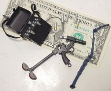 1/6 scale WW2 German Wehrmacht Army flare pistol gun and flare case etc.
