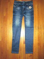 Woman's Plus Size Genie Blue Jean Slim Leggings Jeggings Size XXL New