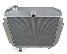 1957 58 59 60 F100 3 Row Champion Cooling Aluminum Radiator Direct Replacement
