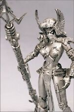 1997 Spawn Action Figure - Special Edition Pewter Angela - Collector's Club