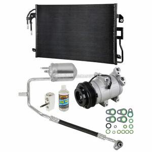 For Ford Escape Mazda Tribute Mercury Mariner 2.5L AC Compressor & A/C Kit