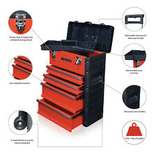 318 US PRO Tools Red Mobile Rolling Wheels Trolley Cart Storage cabinet Tool Box