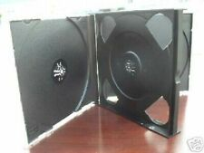 1 NEW 21MM QUAD 4 CD JEWEL CASE WITH BLACK TRAY PSC71