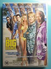 The Big Bounce (DVD, 2004) Vinnie Jones - Sara Foster - Charlie Sheen