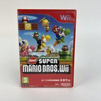 New Super Mario Bros - Nintendo Wii - PAL - 100% Complete - Classic Gaming
