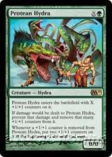 PROTEAN HYDRA M11 Magic 2011 MTG Green Creature — Hydra RARE
