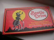 """Gibsons """"The Original Beetle Drive game,  with instructions in box"""