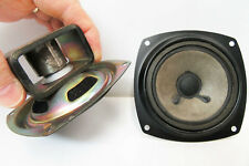 "1x Vintage ONKYO Tweeter - Alnico 3"" TW-818A - 15W - 8 Ohm - Speaker Part -Japan"