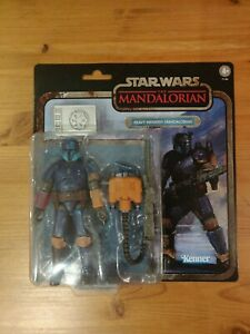 STAR WARS BLACK SERIES CREDIT COLLECTION HEAVY INFANTRY MANDALORIAN