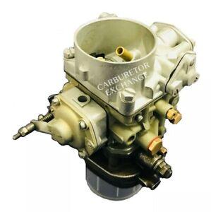 1958~1959 Mercedes Benz Ponton 2 Barrel Solex Carburetor