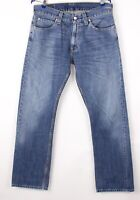 Levi's Strauss & Co Hommes 506 Jeans Jambe Droite Taille W34 L32 BCZ50
