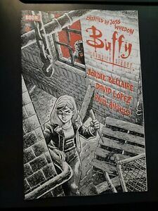 BUFFY THE VAMPIRE SLAYER #6 1:25 Ethan Young Variant Boom Comic Book NM