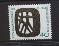 GERMANY BERLIN 1975 Gymnaestrada Gymnastics. Set of 1. Mint Never Hinged. SGB477
