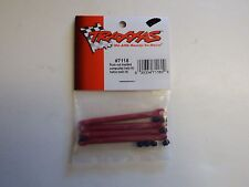 TRAXXAS - PUSH ROD (MOLDED COMPOSITE) (RED) (4)/ HOLLOW - BOX 2 - MODEL# 7118