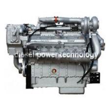 Detroit 8V-71T (turbo) Remanufactured Diesel Engine Extended Long Block