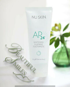 NUSKIN Toothpaste AP24 Teeth Whitening Fluoride  No Peroxide 110g Fast Delivery