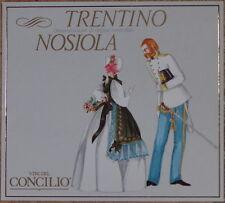 ETICHETTA VINO TRENTINO NOSIOLA VINI DEL CONCILIO LABEL WINE WINES ENOLOGIA