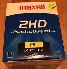 Maxell 2HD Diskettes