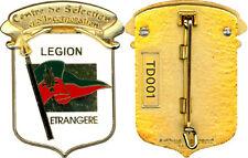 1° R.E, Centre de Sélection Incorporation L.E, matriculé , série T.D, A.B.(2749)