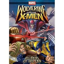 Wolverine and the X-Men - Beginning of the End (DVD, 2009) From Marvel